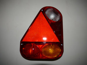 Redex Left Hand Vert Rear Combi Lamp