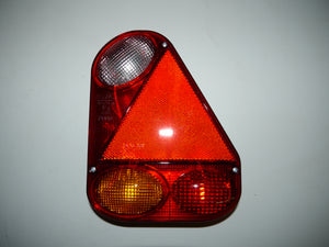Radex Right Hand Vertical Rear Combination Lamp