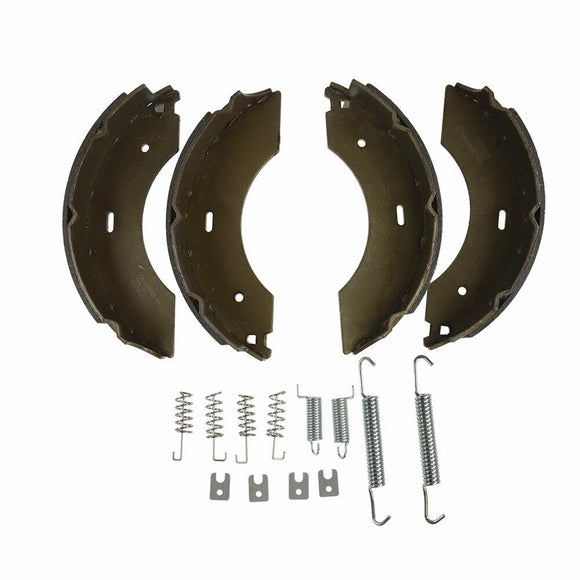 230X60 FOR ALKO BRAKE SHOES QUALITY AXLE SET DRUMS 338.13.40