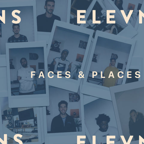 ELEVNS - Faces & Places EP