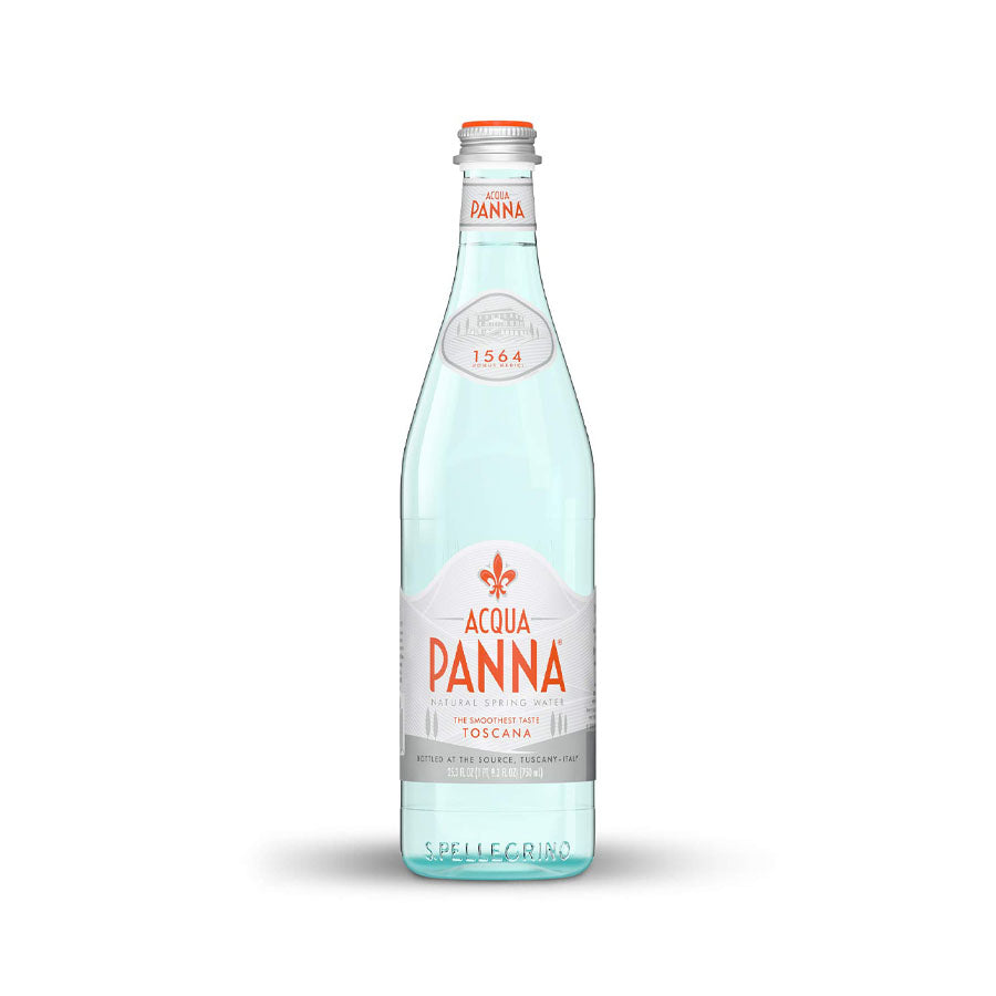 Acqua Panna - Natural Spring Water - 750ml