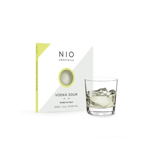 Nio - Vodka Sour - 100ml