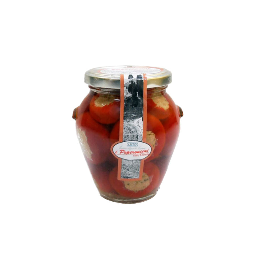 S.A.TOS - Tuna stuffed Chili Peppers - 314g