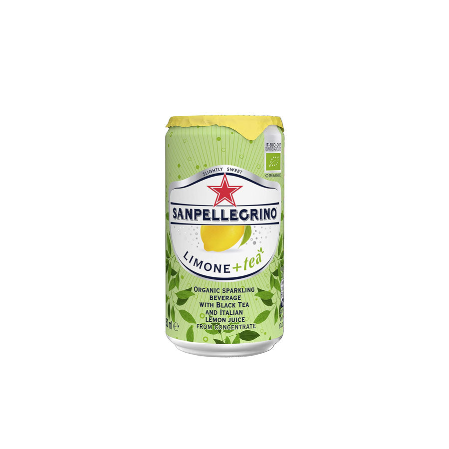San Pellegrino - Organic Sparkling Lemon Tea - 250ml