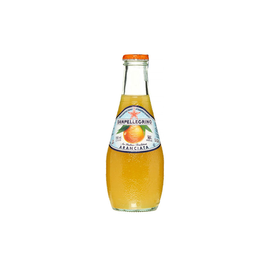 San Pellegrino - Sparkling Orange - 200ml