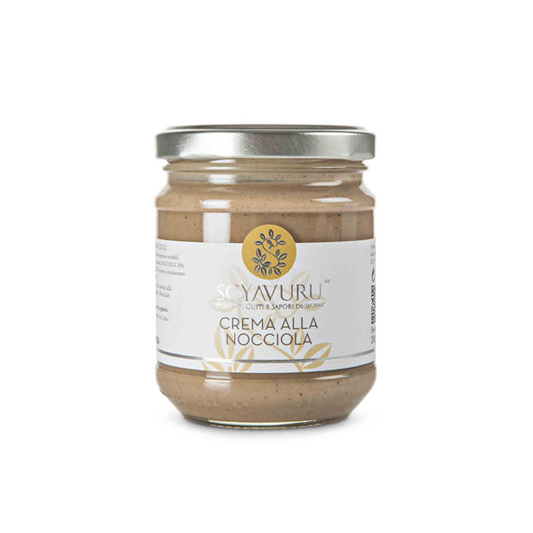 Scyavuru - Hazelnut Cream Spread - 200g