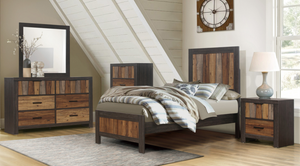 Cooper Collection 4pc Twin Bedroom Set