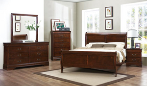 Mayville Collection 4pc Queen Bedroom Set