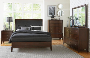 Cotterill Collection 4pc Queen Bedroom Set