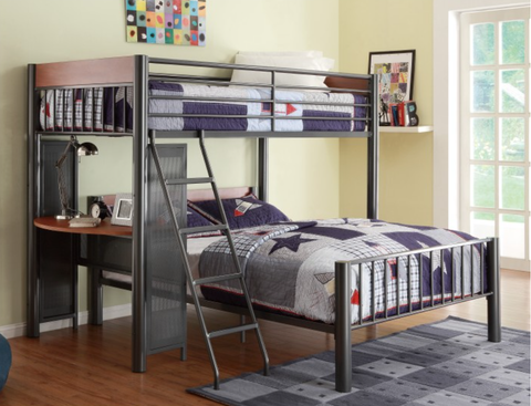 Division Collection Twin/Full Loft bed