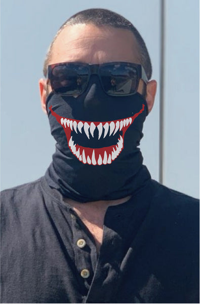 Bandit Mask- Venom Teeth