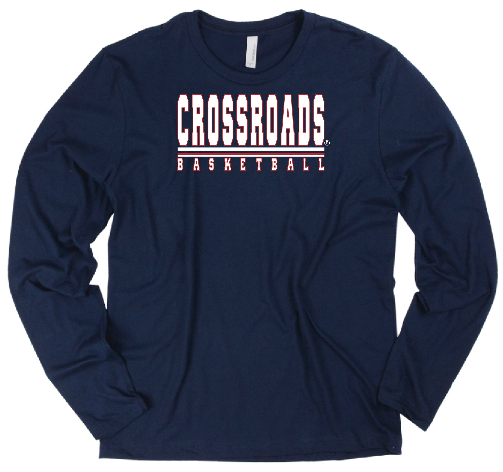 Crossroads Long Sleeve Tee
