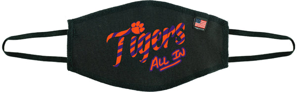 Clemson University Tigers All In - Black