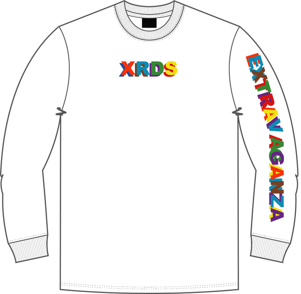 XRDS EXTRAVAGANZA Youth Long Sleeve Tee