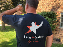 Load image into Gallery viewer, Live the Salute Shirts