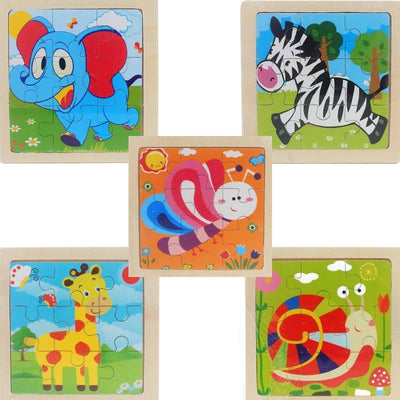 Educational Puzzle Toy - Toddler Puzzles for kids