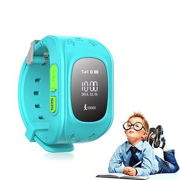 Kids GPS Tracker Watch - Tracking Device for Kids