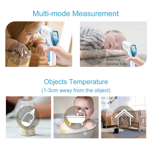 Non-Contact Baby Thermometer - Important Child Safety item