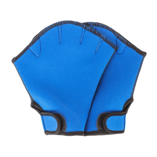 COOL Webbed Swimming Gloves - Swim FAST & Strong