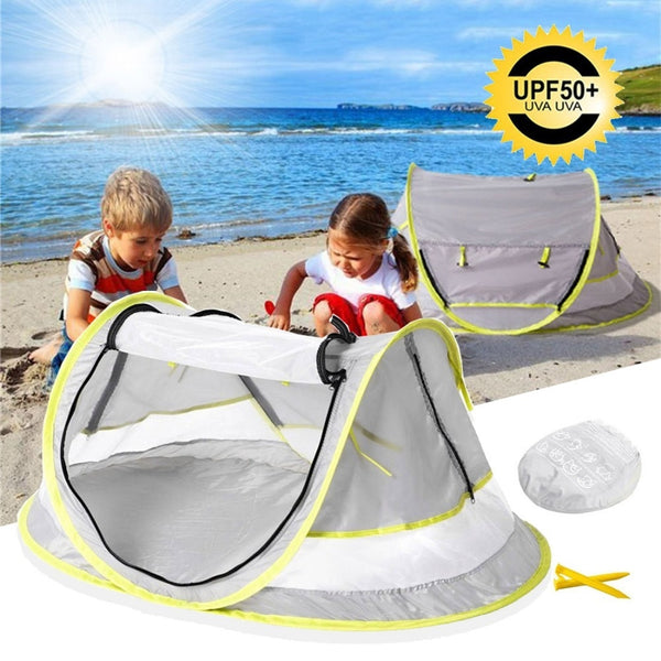 Pop-up Beach Tent for Babies - Bed Tent for Toddlers & Kids