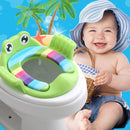 toilet seat with armrest, Baby Potty, Comfortable Toilet, Baby Toilet Seat