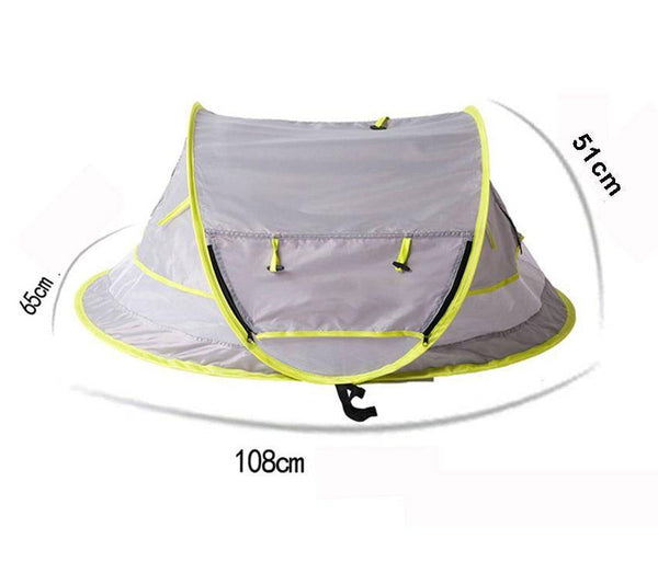 Pop-up Beach Tent for Babies - Comfortable Bed Tent for Toddlers & Kids