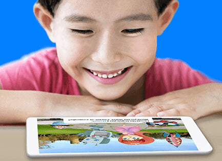 EduPLAY Online Tutoring - Teaches Children to Count & Read + Educational eBooks