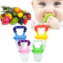 ADVANCED Baby Soother! Fruit & Veg Pacifier Feeder Teether Dummy Binky Dodie