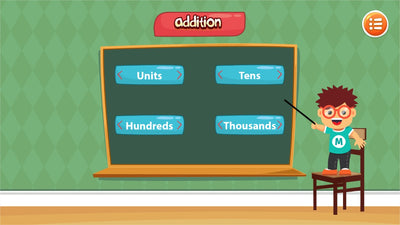 FUN MATH for Early Learning. EduPLAYtional Smart Games FOR KIDS!