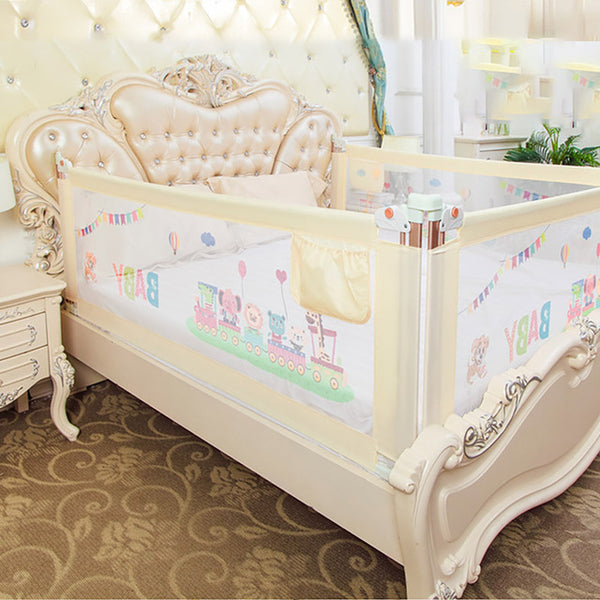 BABY GATE Bed Fence. Baby Proofing MUST HAVE for Child Safety