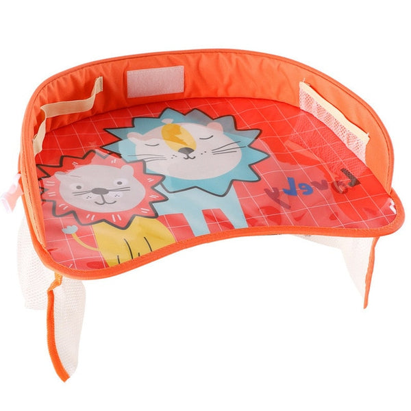 PLAYTIME Car Seat Tray Table. Play-Table for Prams & High-chairs