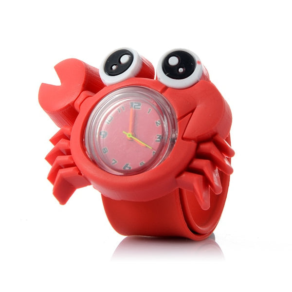 CUTE Zoo Animal Watches for Little Boys & Girls
