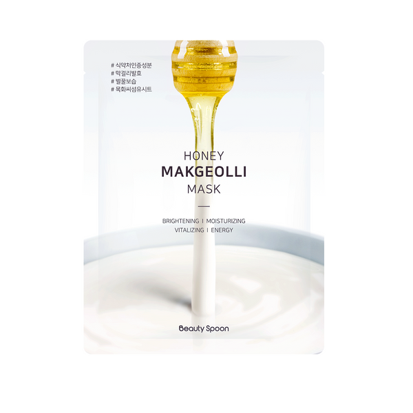 Honey Makgeolli Mask