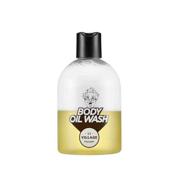 Relax Day Body Oil Wash