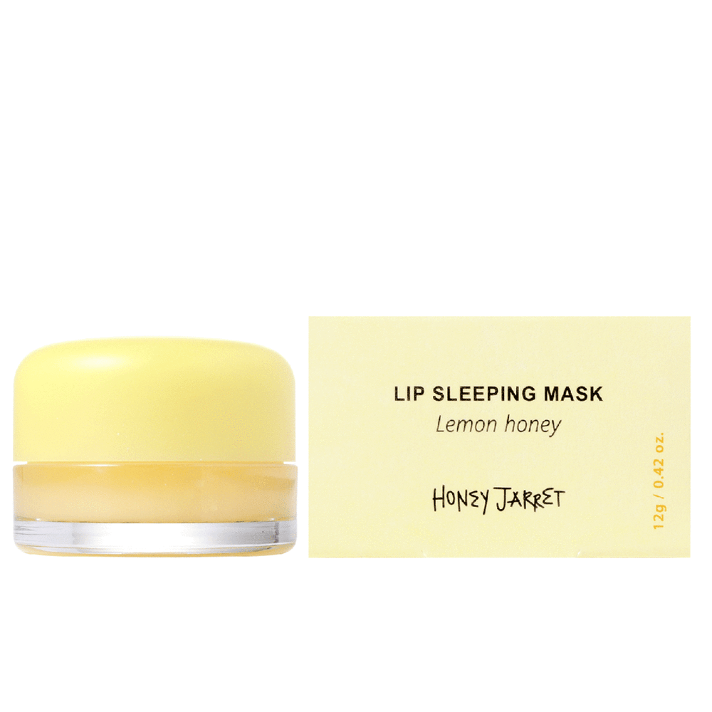 Lip Sleeping Mask (Lemon Honey)