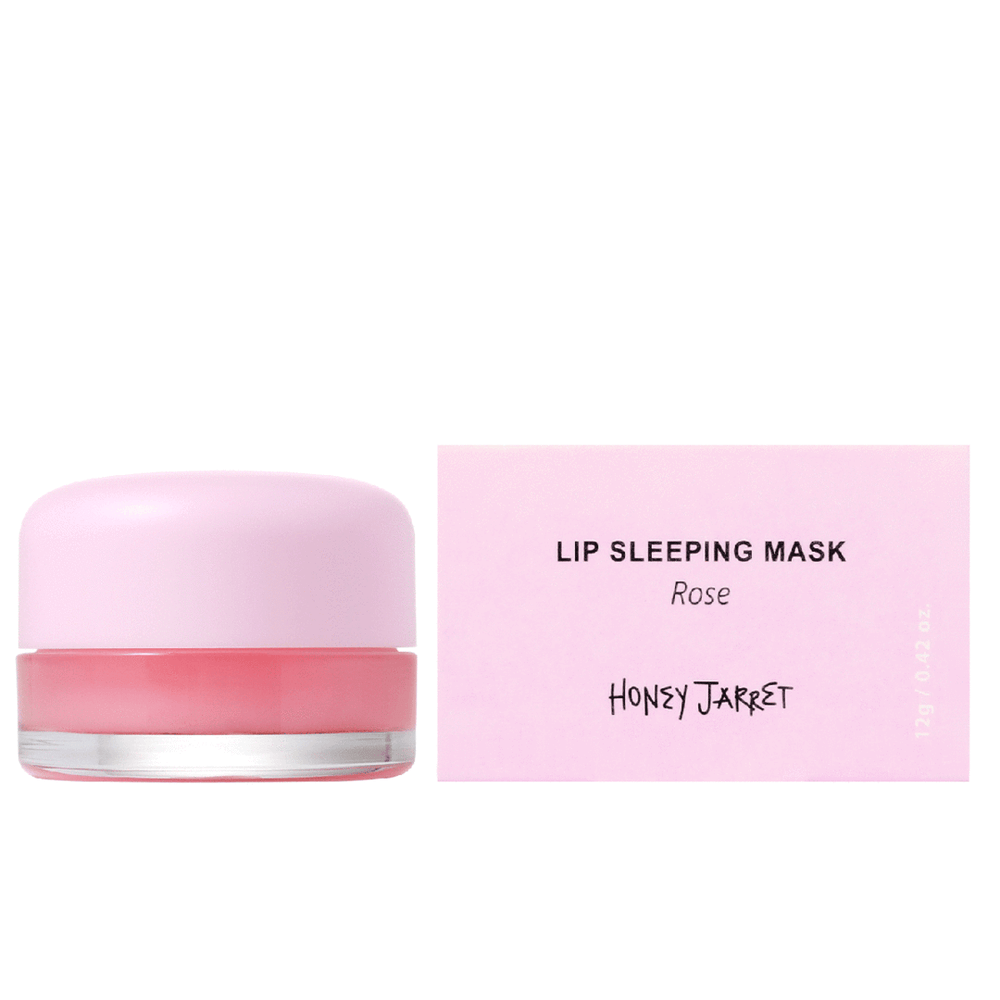 Lip Sleeping Mask (Rose)