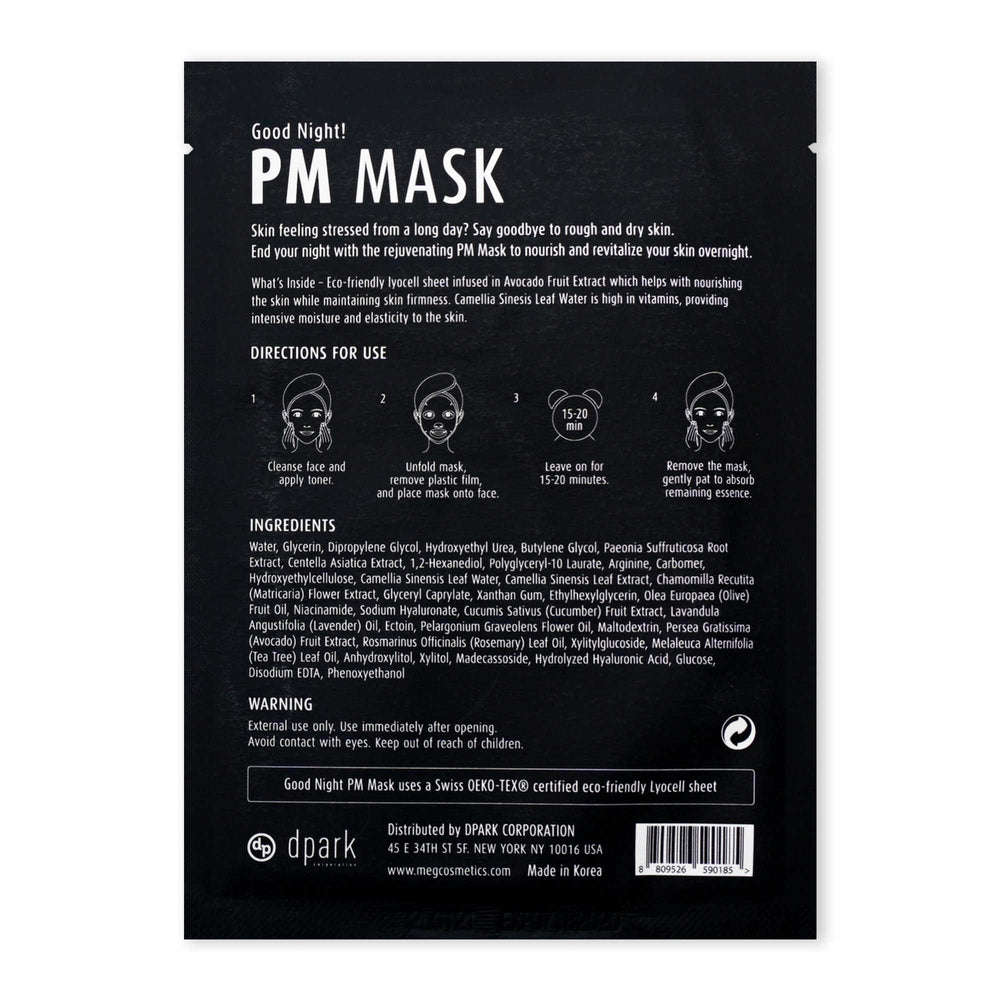 Good Night PM Mask | B.MINE