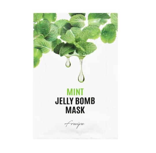 Mint Jelly Bomb Mask