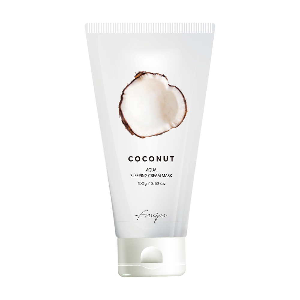 Coconut Aqua Sleeping Cream Mask