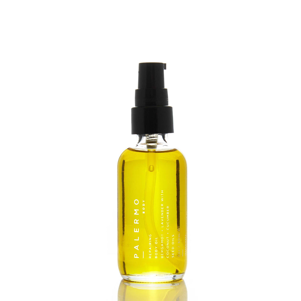 Reparing Body Oil - Bergamot + Lavender
