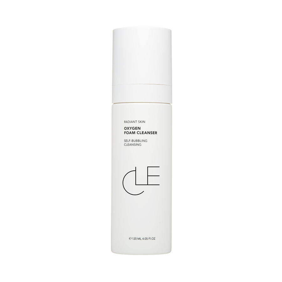 OXYGEN FOAM CLEANSER