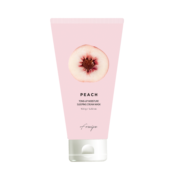 Peach Tone Up Moisture Sleeping Cream Mask