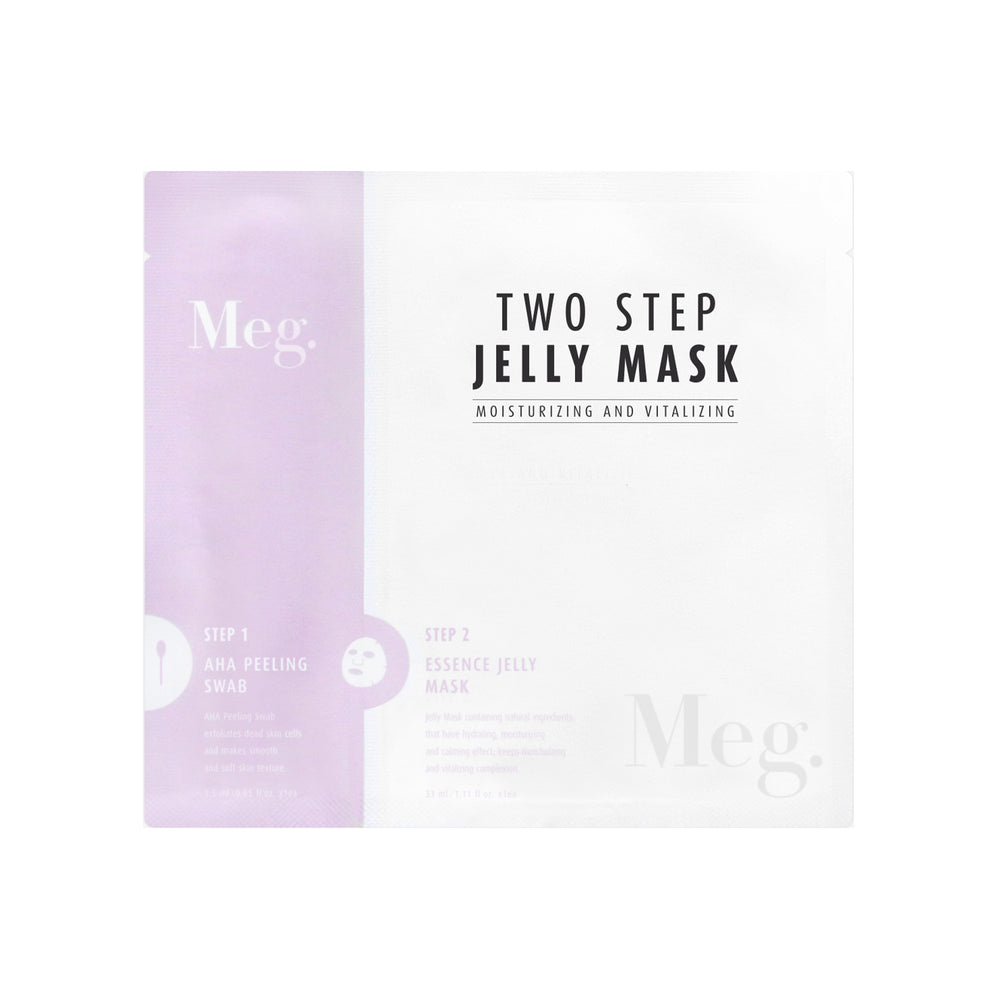 Two Step Jelly Mask - Moisturizing and Vitalizing