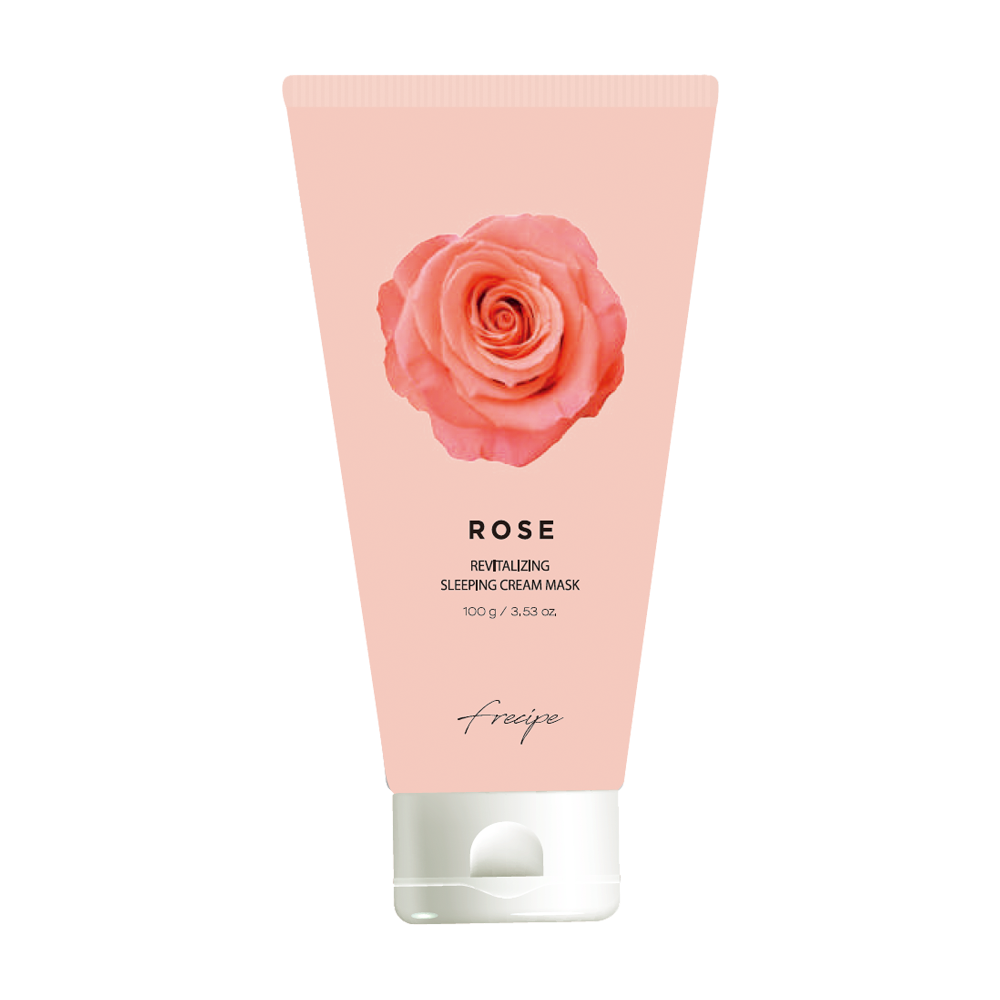 Rose Revitalizing Sleeping Cream Mask