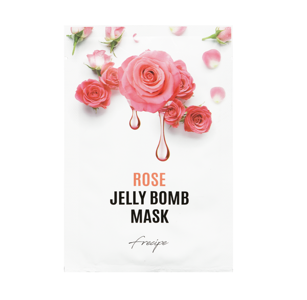 Rose Jelly Bomb Mask