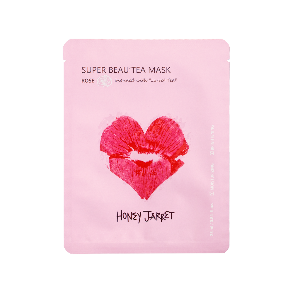 Sheet Mask - Super Beau'tea Mask Rose