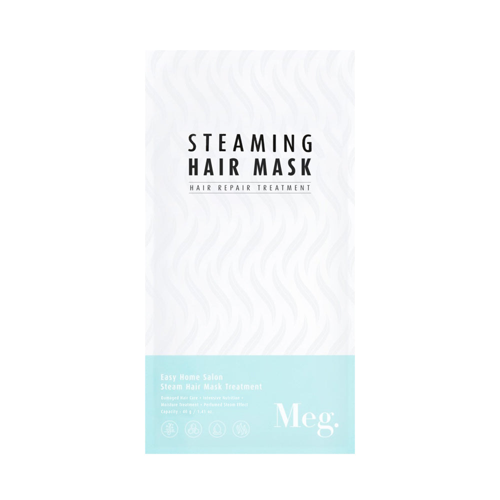 Steaming Hair Mask