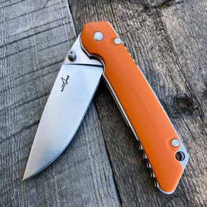 Prototype Folder - Matte Finish - Orange G-10