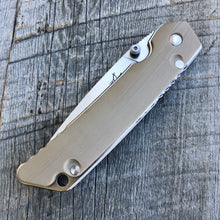 Load image into Gallery viewer, Prototype Folder - Matte Finish - Tan G-10