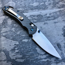 Load image into Gallery viewer, Prototype Folder - Matte Finish - Black Carbon Fiber